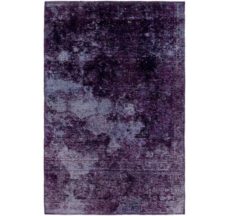 3' 6 x 5' 4 Ultra Vintage Persian Rug