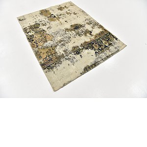 Link to 132cm x 170cm Ultra Vintage Persian Rug item page