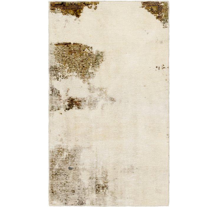 3' 2 x 5' 6 Ultra Vintage Persian Rug