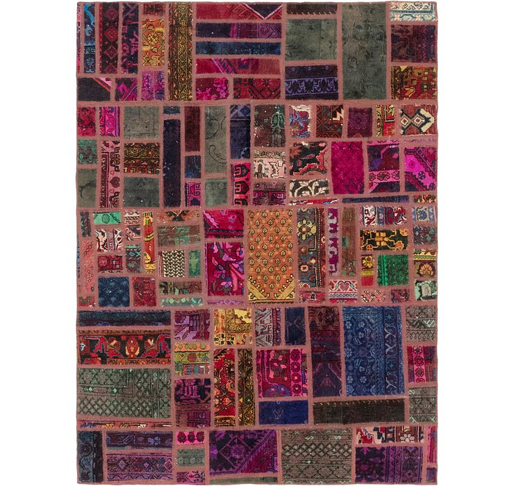 5' 6 x 7' 5 Ultra Vintage Persian Rug