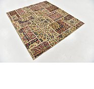Link to 6' x 6' 7 Ultra Vintage Persian Square Rug