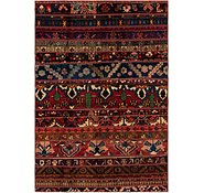 Link to 142cm x 208cm Ultra Vintage Persian Rug