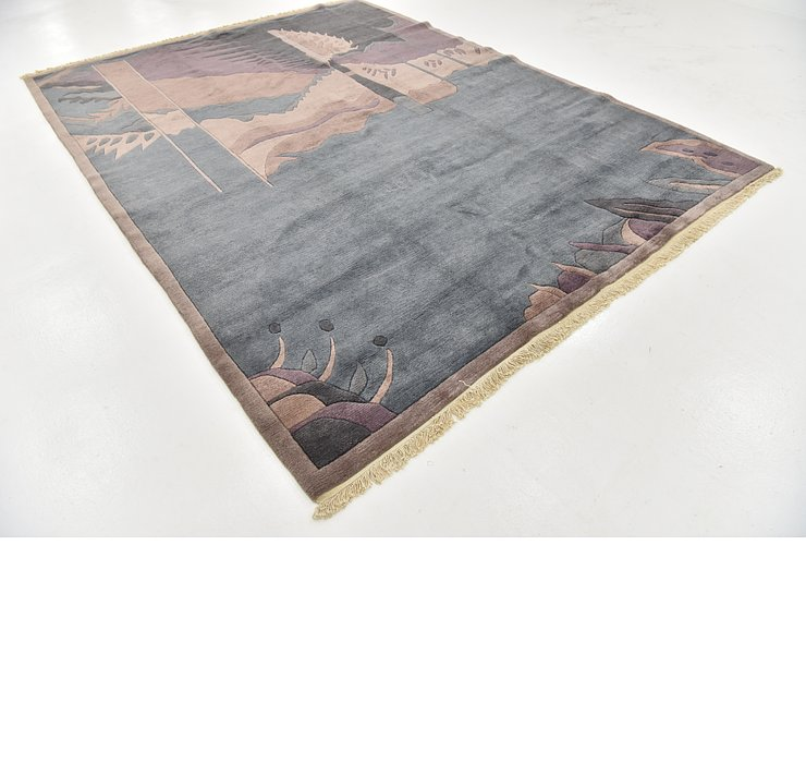 HandKnotted 8' 4 x 11' 3 Nepal Rug