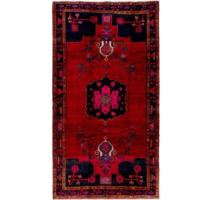 4' 10 x 9' Zanjan Persian Rug