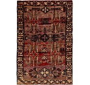 Link to 5' 2 x 7' 10 Shiraz Persian Rug