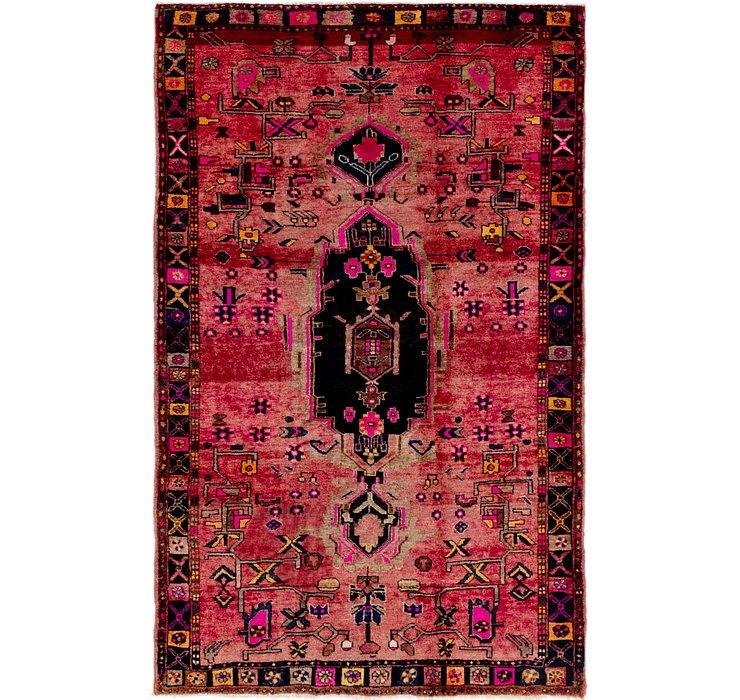 5' 7 x 9' Shiraz Persian Rug