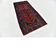 Link to 3' 4 x 7' 4 Hamedan Persian Runner Rug