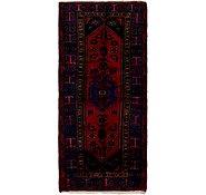 Link to 3' 4 x 7' 4 Hamedan Persian Runner Rug