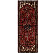 Link to 3' 3 x 8' 10 Hossainabad Persian Runner Rug