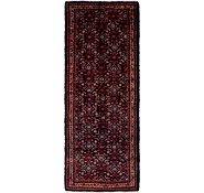 Link to 107cm x 285cm Farahan Persian Runner Rug