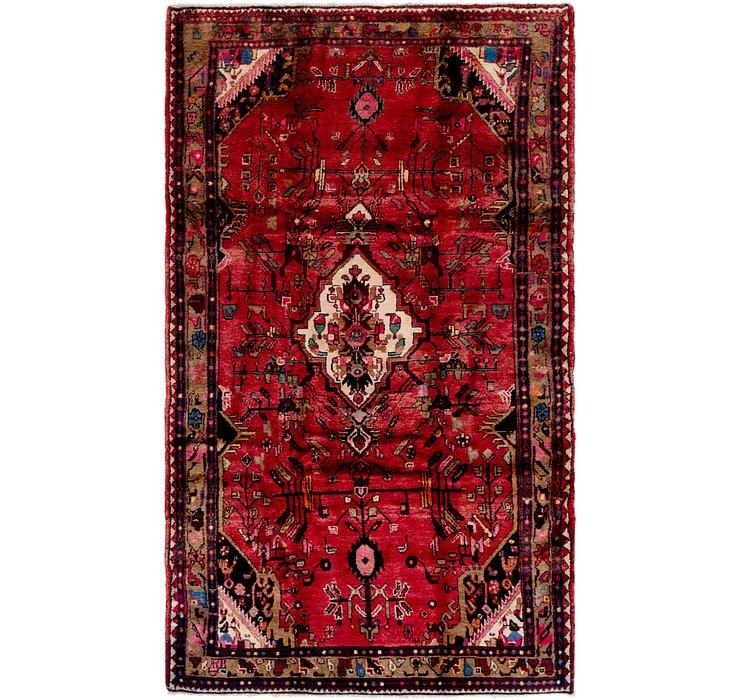 5' 2 x 8' 10 Koliaei Persian Rug