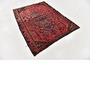 Link to 4' 10 x 6' 6 Hamedan Persian Rug