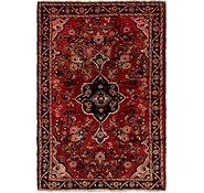 Link to 4' 4 x 6' 4 Farahan Persian Rug