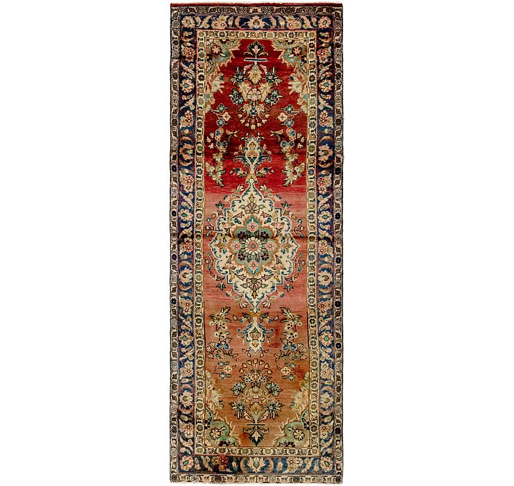 3' 2 x 9' 2 Hamedan Persian Runner ...