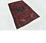 Link to 4' x 6' 8 Hamedan Persian Rug