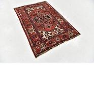 Link to 4' 2 x 6' 2 Khamseh Persian Rug