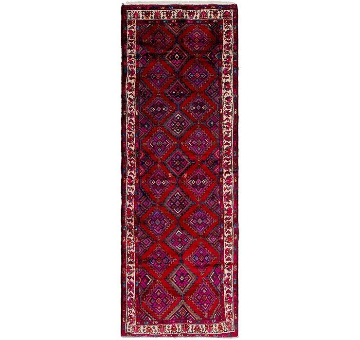3' 7 x 10' 9 Chenar Persian Runner Rug