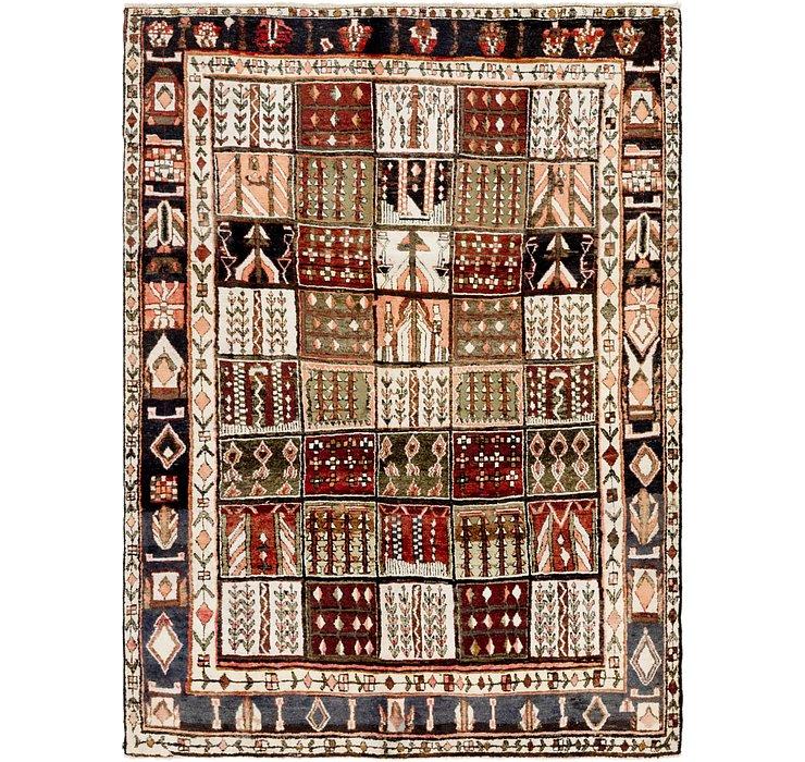 7' x 9' 2 Bakhtiar Persian Rug