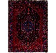 Link to 145cm x 203cm Zanjan Persian Rug