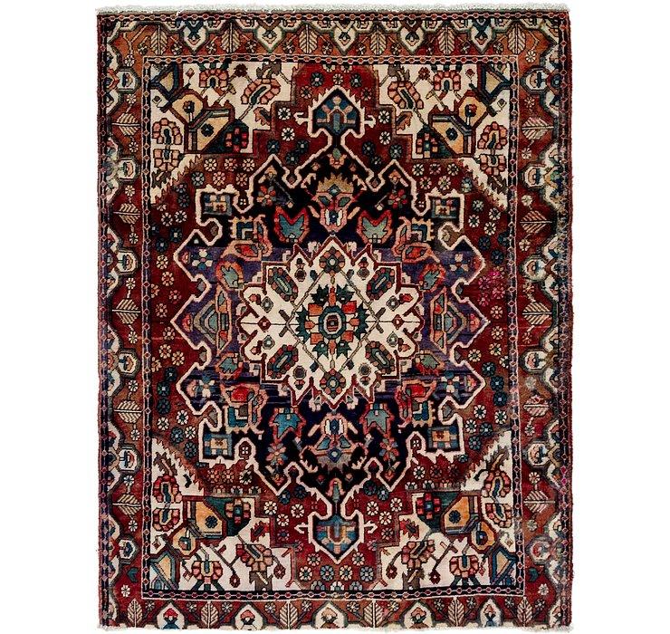 5' 2 x 6' 10 Bakhtiar Persian Rug