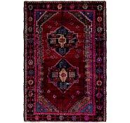 Link to 157cm x 230cm Hamedan Persian Rug