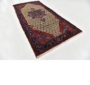 Link to 5' x 10' 4 Koliaei Persian Runner Rug