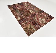 Link to 6' 2 x 9' 4 Ultra Vintage Persian Rug