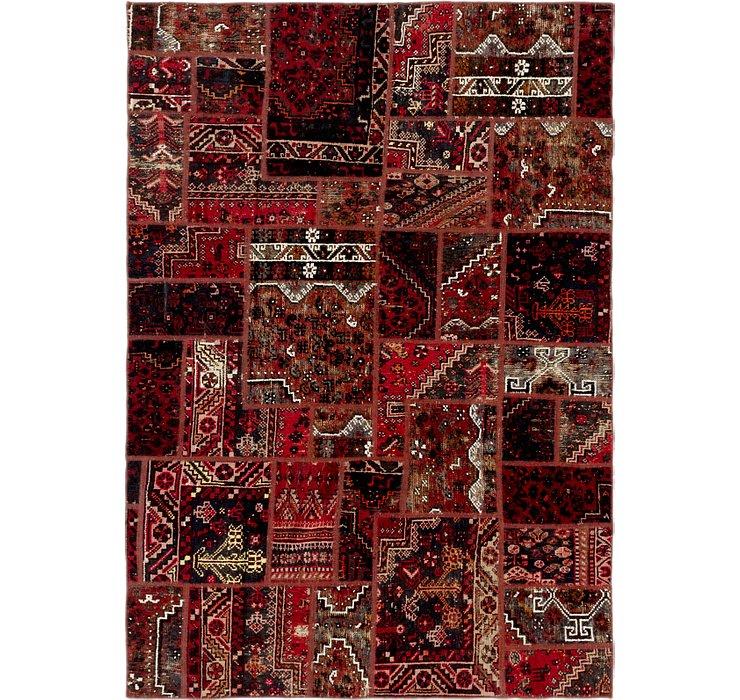 188cm x 280cm Ultra Vintage Persian Rug