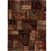 Link to 175cm x 220cm Ultra Vintage Persian Rug