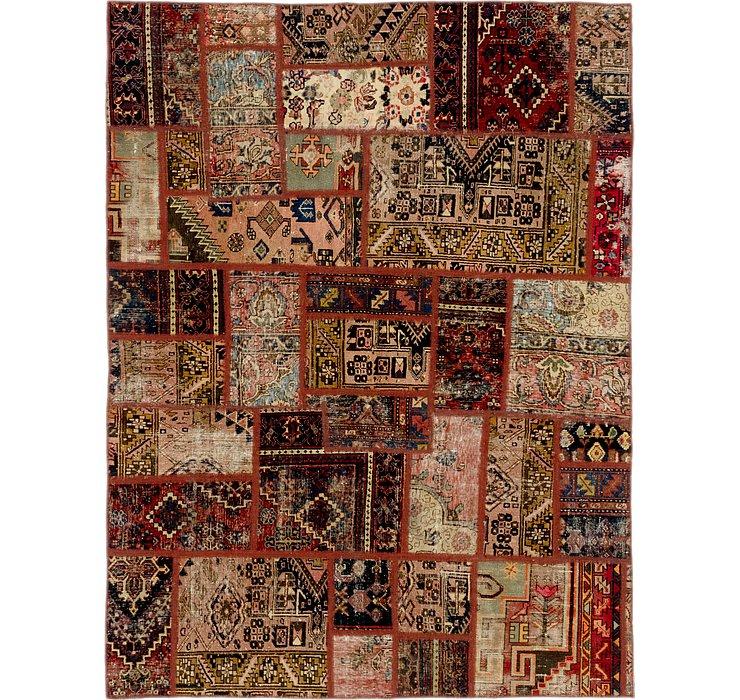 5' 9 x 7' 3 Ultra Vintage Persian Rug