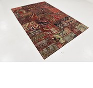Link to 6' 3 x 9' Ultra Vintage Persian Rug