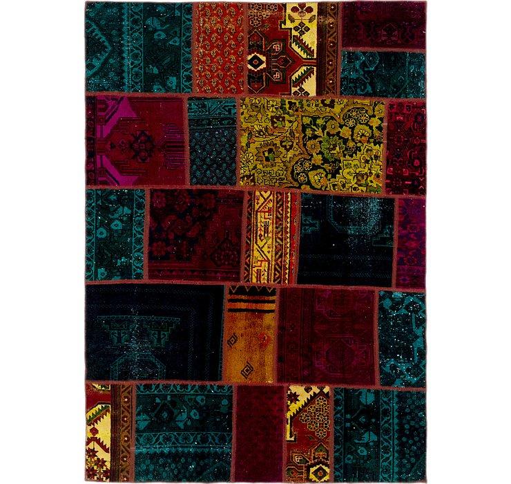 5' 6 x 7' 9 Ultra Vintage Persian Rug