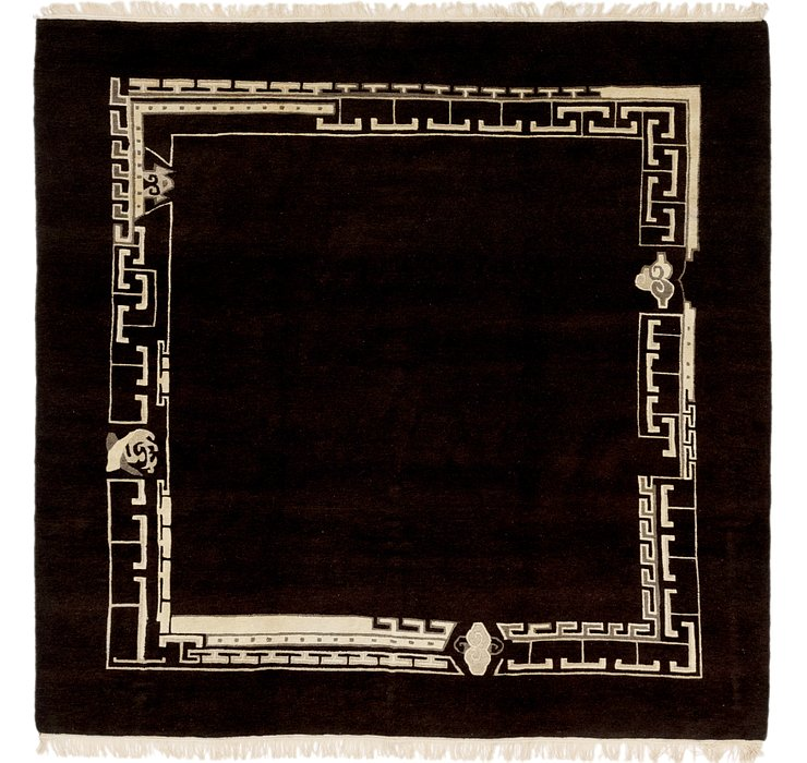 8' 4 x 8' 5 Nepal Square Rug