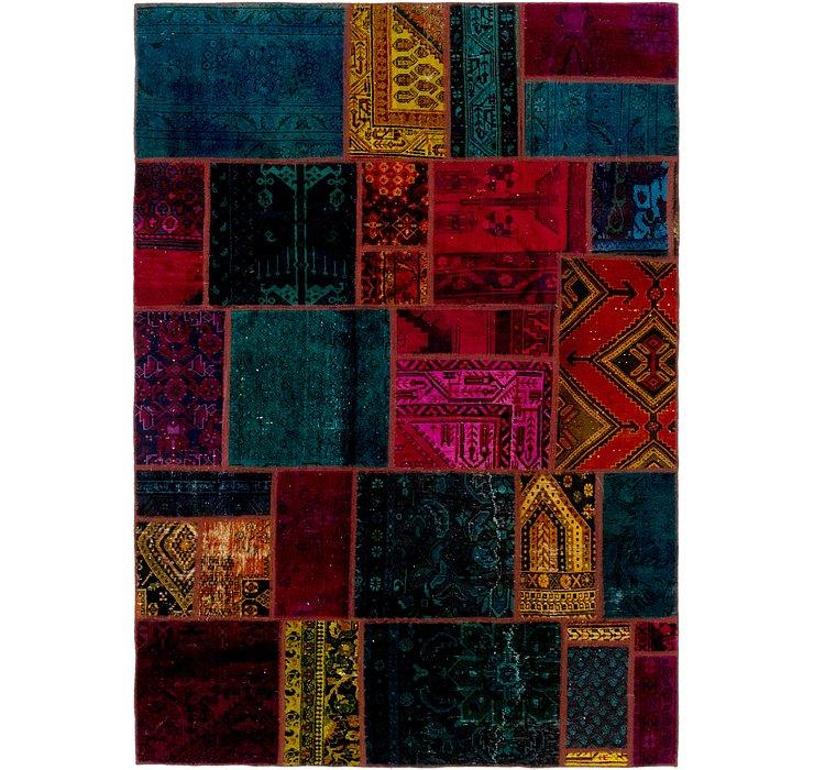 5' 7 x 8' Ultra Vintage Persian Rug