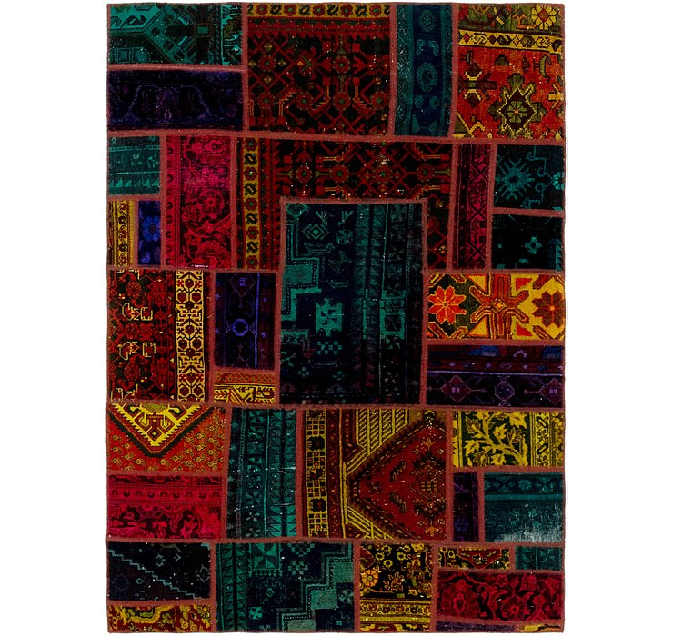 5' 2 x 7' 3 Ultra Vintage Persian Rug
