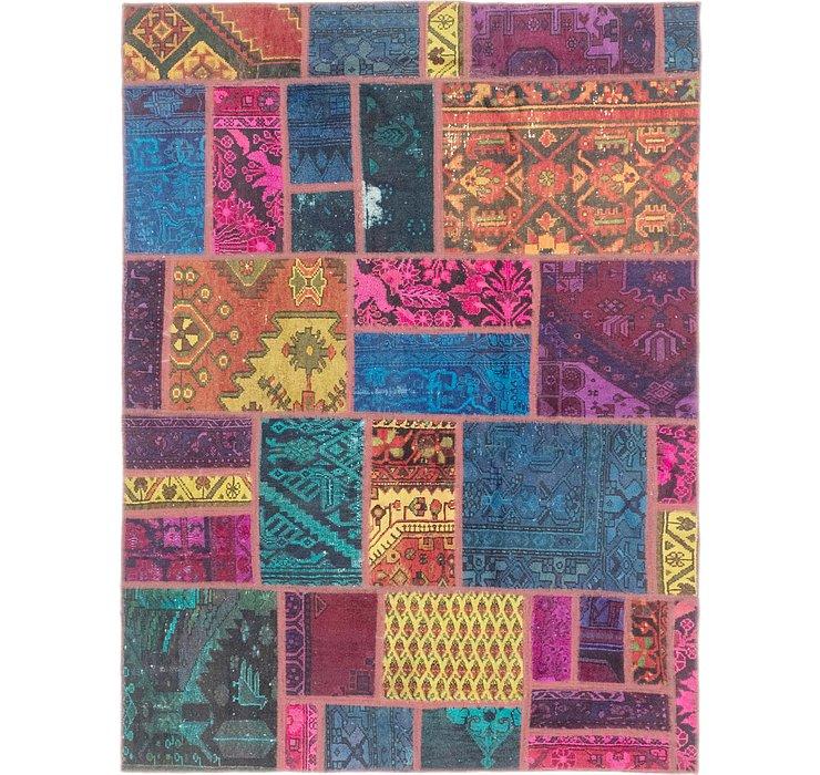 5' x 6' 10 Ultra Vintage Persian Rug