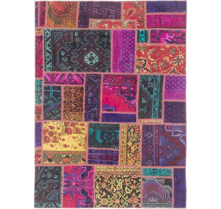 5' 4 x 7' 4 Ultra Vintage Persian Rug