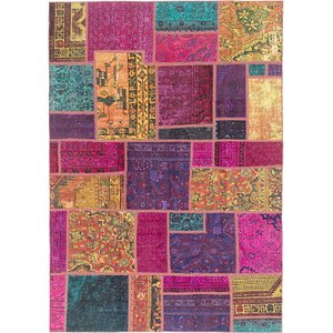 5' 8 x 8' Ultra Vintage Persian Rug