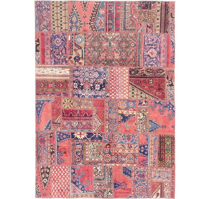 6' 5 x 9' Ultra Vintage Persian Rug