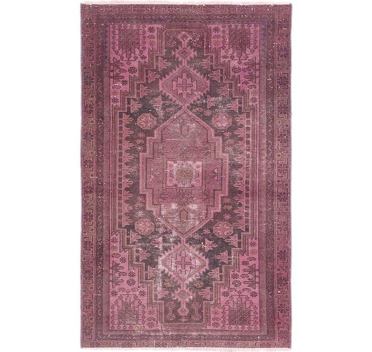 3' 7 x 6' Ultra Vintage Persian Rug