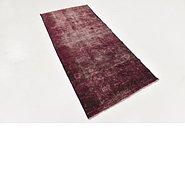 Link to 3' 2 x 6' 6 Ultra Vintage Persian Runner Rug