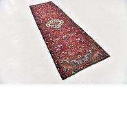 Link to 97cm x 300cm Hamedan Persian Runner Rug