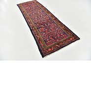 Link to 3' 5 x 9' 10 Hossainabad Persian Runner Rug