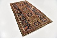 Link to 4' 8 x 9' Meshkin Persian Rug