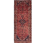 Link to 112cm x 275cm Hossainabad Persian Runner Rug