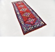 Link to 3' 5 x 9' 2 Hamedan Persian Runner Rug