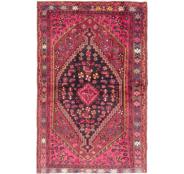 130cm x 205cm Zanjan Persian Rug