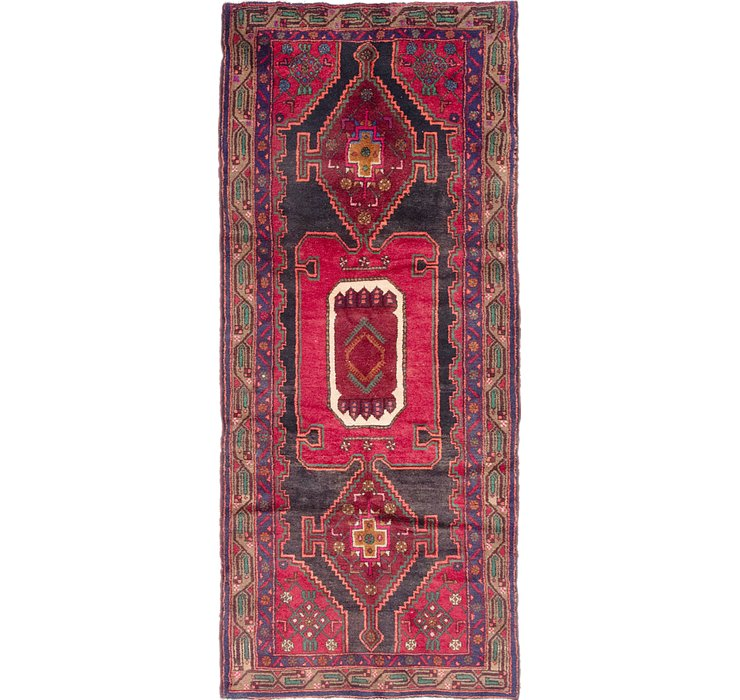 4' x 9' 2 Koliaei Persian Runner ...