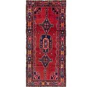 Link to 117cm x 257cm Hamedan Persian Runner Rug