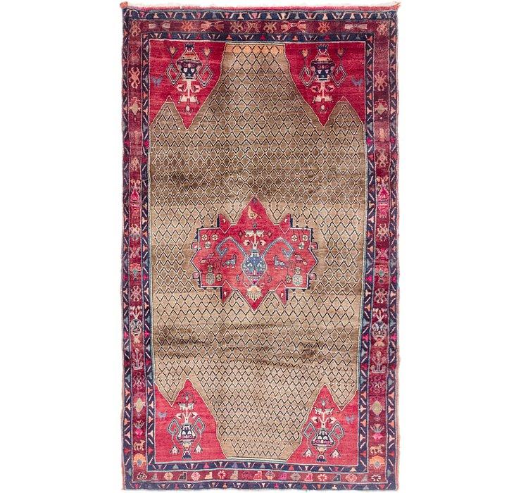 5' x 9' Koliaei Persian Rug